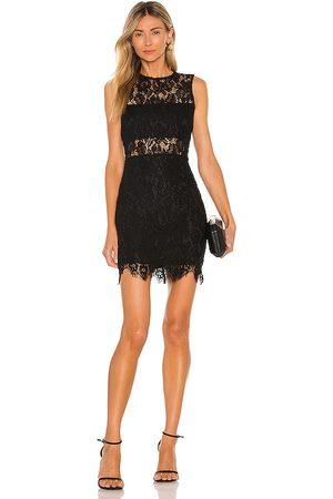 superdown Dames Little black dress - Suri Sleeveless Mini Dress in