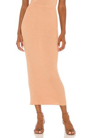 LPA Daya Midi Skirt in