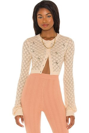 LPA Daphne Embroidered Cardigan in