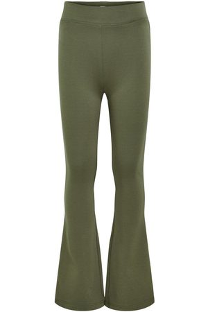 ONLY Flared Broek Dames Green