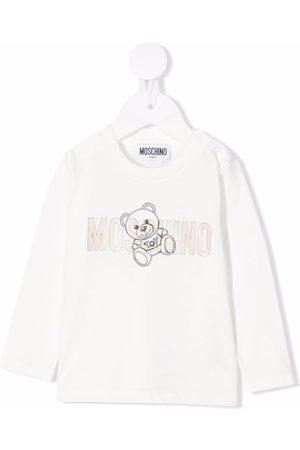 Moschino Teddy bear print jumper