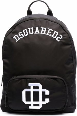 Dsquared2 Logo-print cotton backpack