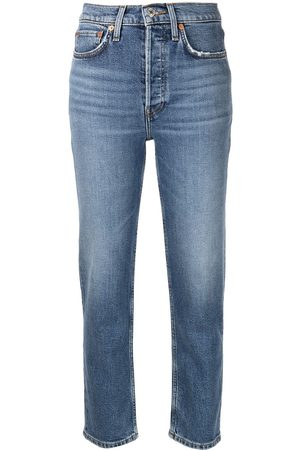 RE/DONE 70s Comfort Stretch cropped jeans