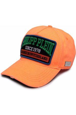 Philipp Plein Logo-patch slogan cap