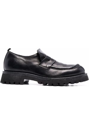 Moma Chunky leather loafers