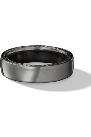 David Yurman 6mm streamline band ring