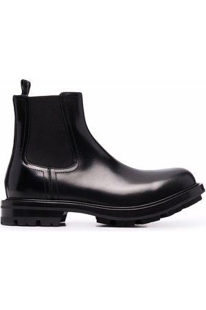 Alexander McQueen Watson Chelsea ankle boots