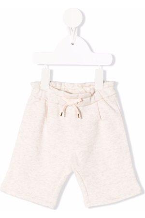 Chloé Drawstring straight leg shorts