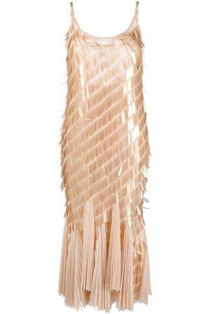 Atu Body Couture Comet sequin slip dress