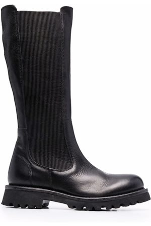 Moma Knee-length leather boots