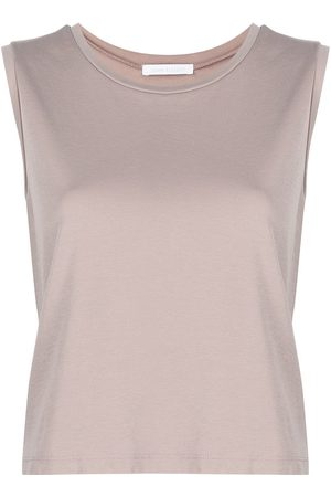 JOHN ELLIOTT Cropped cotton vest