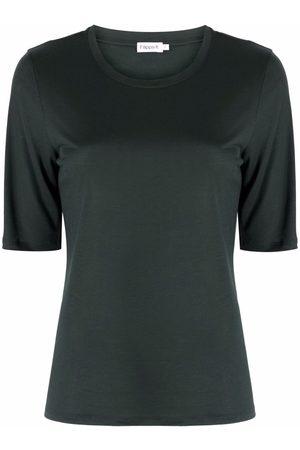 Filippa K Dames T-shirts - Elena crewneck T-shirt