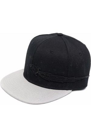 ENTERPRISE JAPAN Two-tone panel baseball cap