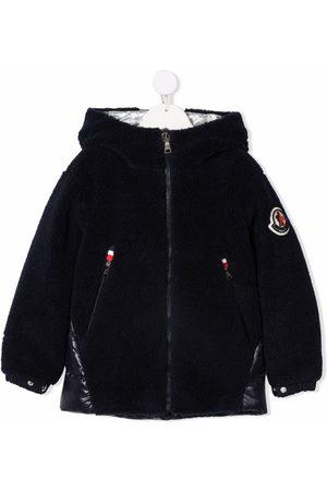 Moncler Gizem fleece hooded jacket