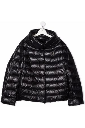 HERNO TEEN padded down-filled jacket
