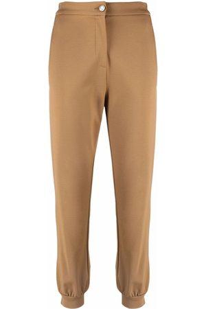 Pinko Straight-leg sweat pants