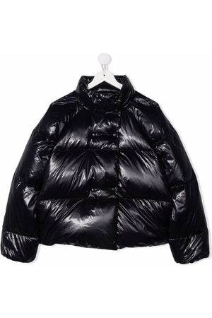 Emporio Armani Kids Down-filled padded jacket