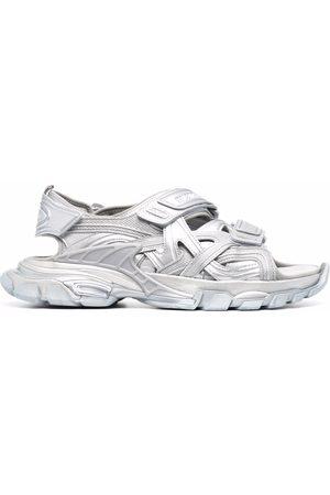 Balenciaga Track rubber sandals
