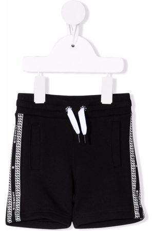 Givenchy 4G chain-detail shorts