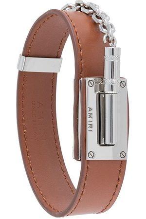 AMIRI Jax leather bracelet