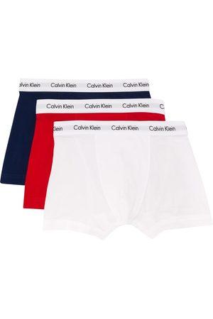 Calvin Klein Three-pack logo boxer briefs