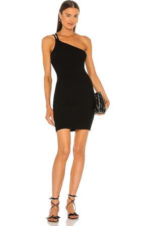 525 America Braided One Shoulder Dress in