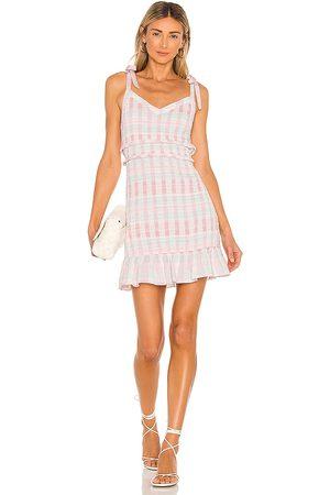BCBGeneration Smocked Mini Dress in