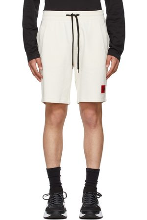 Hugo Heren Shorts - Off-White Diz212 Shorts