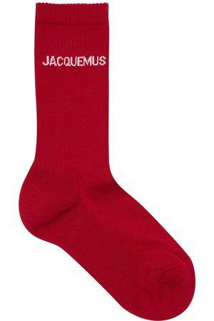 Jacquemus Les Chaussettes Cotton Socks