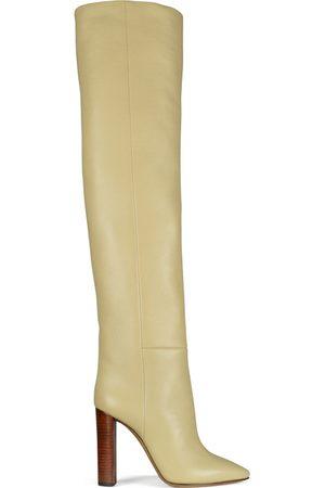 Saint Laurent 76 boots