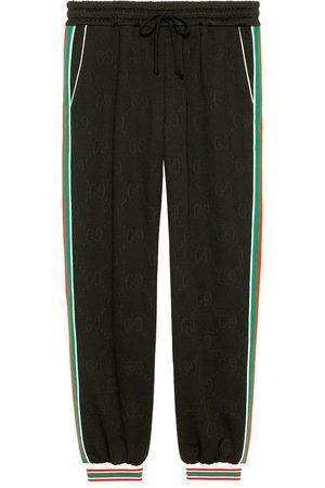Gucci GG jacquard track pants