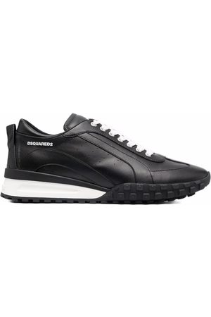 Dsquared2 Leather low-top trainers