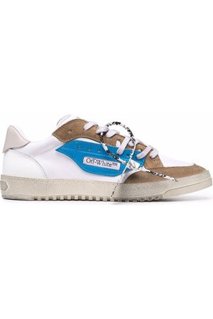 OFF-WHITE NEW SIMPLE SNEAKERS ECO CANV BLUE