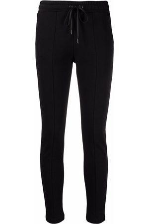 Love Moschino 3d-print fleece leggings