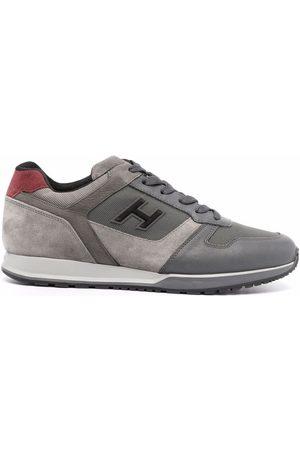 Hogan Side logo-print sneakers