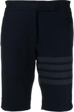 Thom Browne 4-Bar stripe twill shorts
