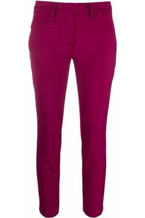 Dondup Mid-rise straight-leg trousers