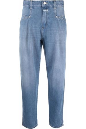 Closed High rise tapered jeans