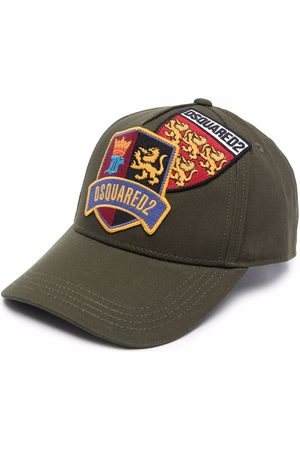 Dsquared2 Patch-embellished baseball cap