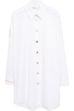 Imiloa Essential White Dress - Talla: M,Color: Blanco