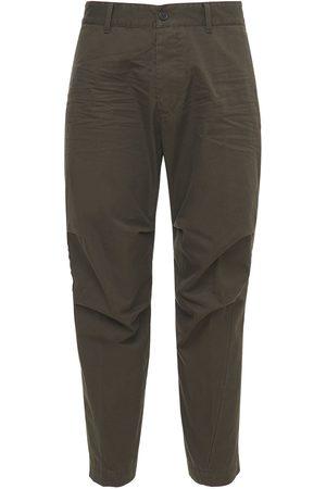 Dsquared2 Heren Chino's - Skipper Cotton Chino Pants