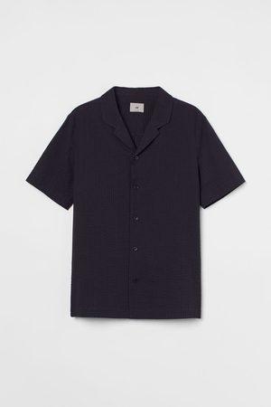 H&M Hemd van premium cotton