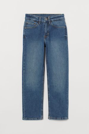 H&M Straight Fit Stretch Jeans