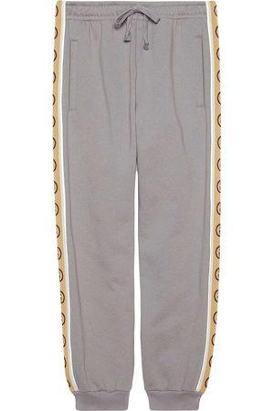 Gucci Heren Joggingbroeken - Logo-tape track pants
