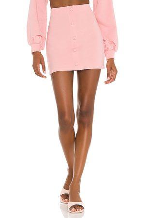 Camila Coelho Laurell Mini Skirt in