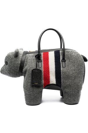 Thom Browne Dog-shaped tote bag
