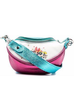MONNALISA Powerpuff Girls belt bag