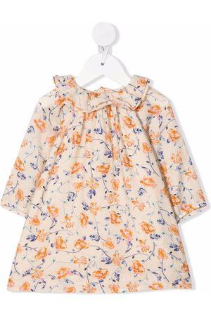 BONPOINT Floral-print cotton dress