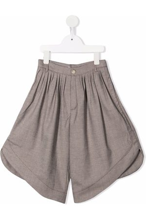 Chloé Cropped wide-leg trousers