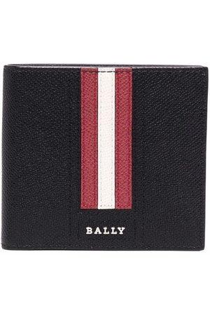 Bally Heren Portefeuilles - Trasailt striped wallet